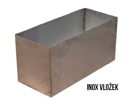 inox vložek